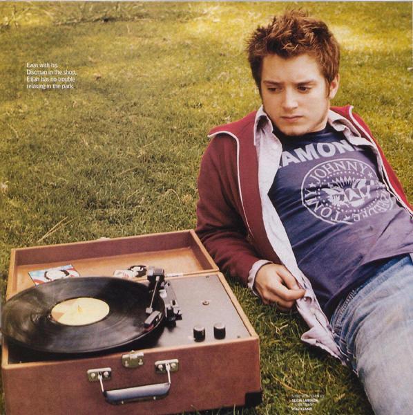 Always & Forever // Elijah Wood