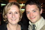 Mireille-2007 London-Slug & Lettuce Pub
